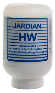 jardian-HW Heavy Duty Chlorinated Dishwashing Detergent